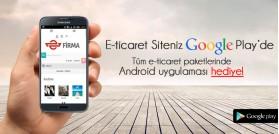 Android Google Play Uygulaması Hediye